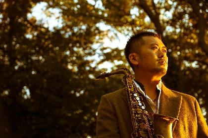山下達郎のバックバンドも担当するサクソフォニスト・宮里陽太、現代音楽界の才人とのコラボライブに向けたコメント動画が到着