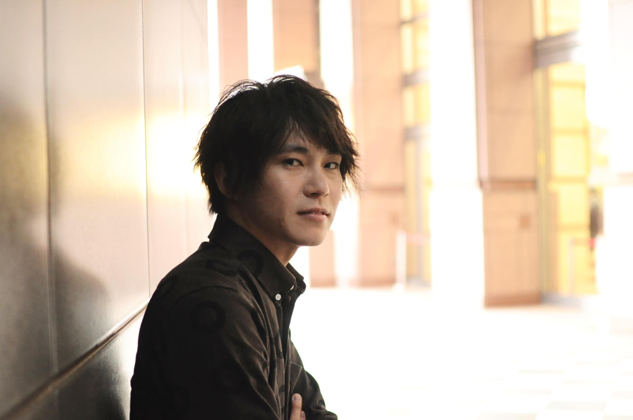 磯貝サイモン  Photo by Taiyo Kazama