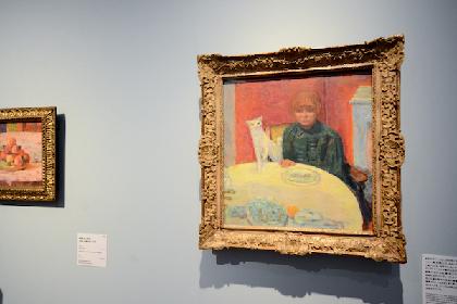 『オルセー美術館特別企画 ピエール・ボナール展』レポート 日本かぶれのフランス人画家が挑んだ「視神経の冒険」を辿る