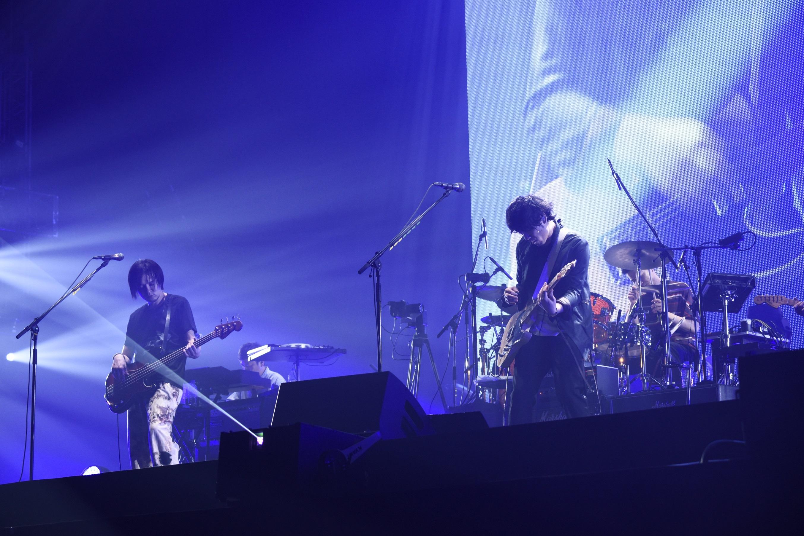 back number(撮影:佐藤祐介 Yusuke Sato)