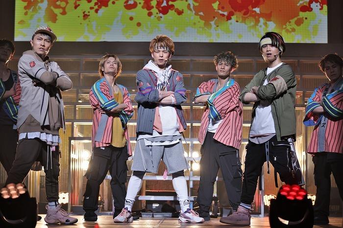 アサクサ・ディビジョン (C)『ヒプノシスマイク-Division Rap Battle-』Rule the Stage 製作委員会