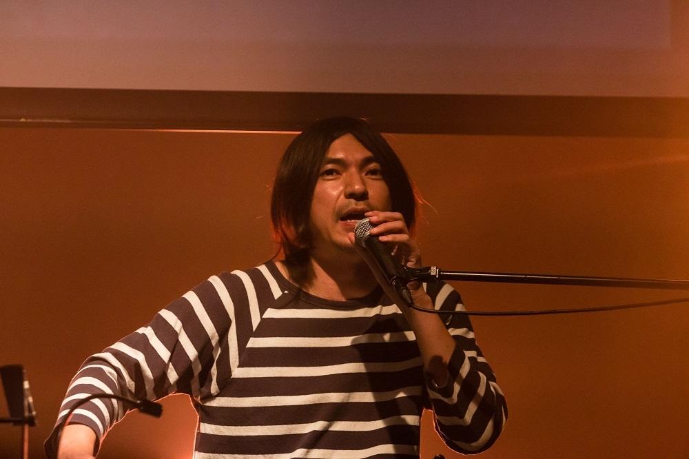 ROCKETMAN(ふかわりょう) 撮影:前川 俊幸
