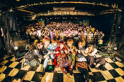 """元カメレオKouichi&ギルド宏一の""""Wコウイチ""""が立ち上げた「WKWK PROJECT」が初ライブ"""