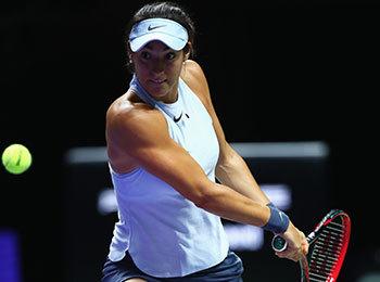WTAランキング6位(7月16日現在)のキャロリン・ガルシアも出場表明。初戴冠を目指す