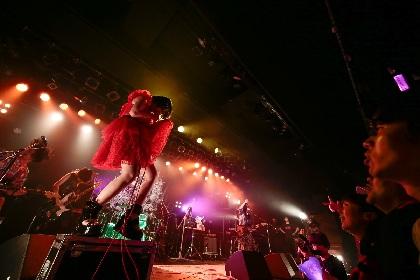 大森靖子という名の歪で美しい芸術、ショートツアー『COCOROM』を振り返る