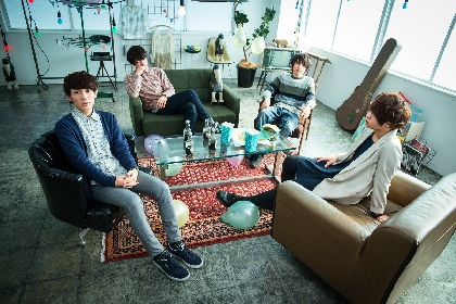 the quiet roomツアーゲスト第1弾はIvy to Fraudulent Game、Saucy Dog、THURSDAY'S YOUTHら
