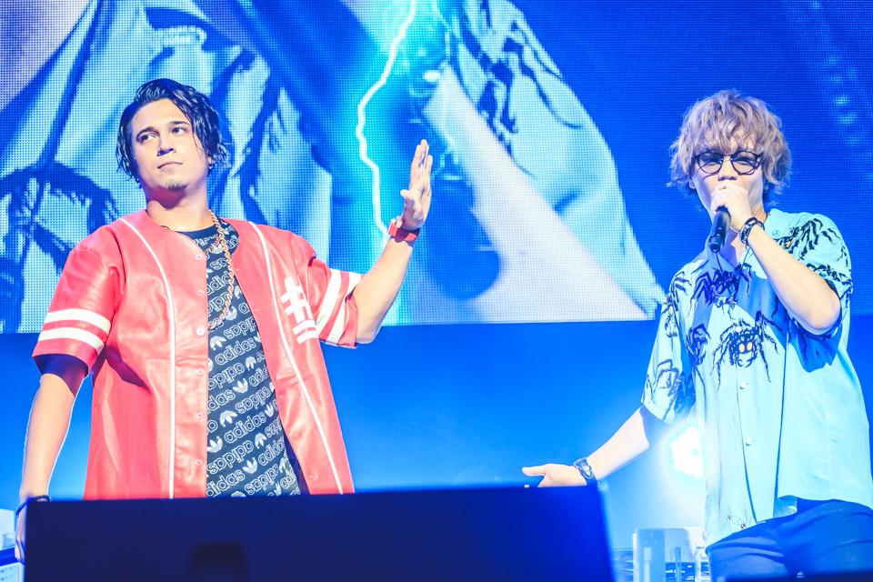 『ヒプノシスマイク -Division Rap Battle- 2nd LIVE@シナガワ《韻踏闘技大會》』(撮影:粂井健太)