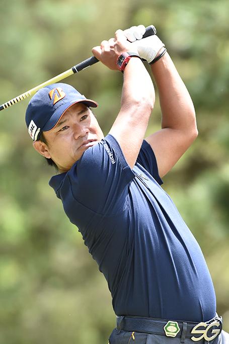昨年の『ゴルフ日本シリーズJTカップ』を制した宮里優作