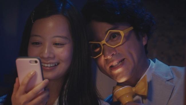 『ピッコマ』CMシリーズ第二弾「続・観察人間」篇