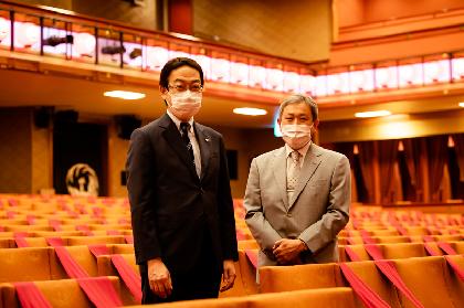 歌舞伎座の感染症対策を支える「巡り合わせ」~歌舞伎座のコロナ対策について聞きました~
