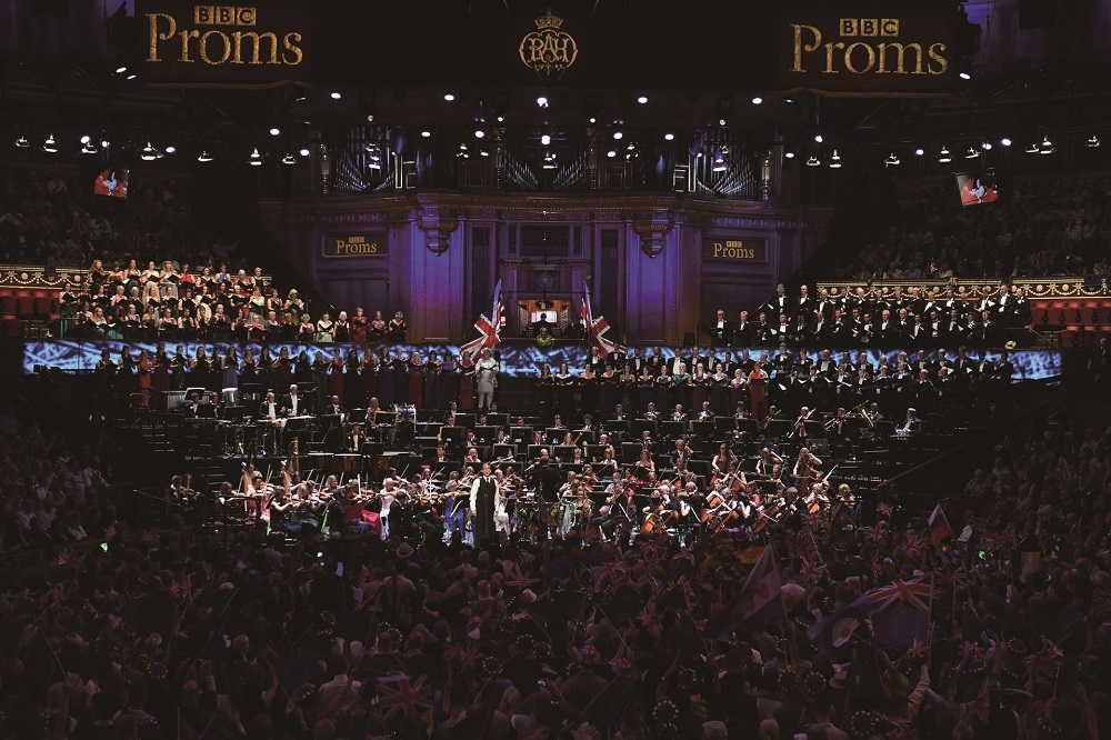 BBC Proms 2018 (C)BBC / Chris Christodoulou