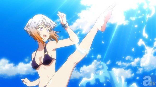 TVアニメ『アクエリオンロゴス』第5話より先行場面カット到着