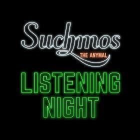 Suchmos、新アルバム『THE ANYMAL』の先行全曲試聴会を配信