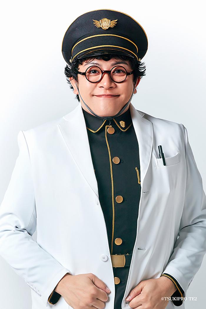 太田周平 役:石田周作 (C) TSUKIPRO TE2