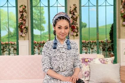 MISIA、テレビ朝日『徹子の部屋』に初出演