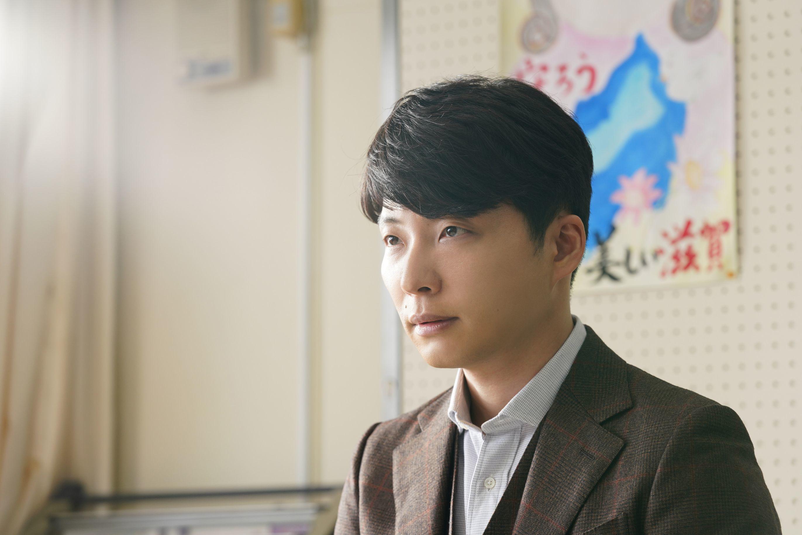 星野源 (C)2020 映画「罪の声」製作委員会