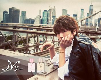 Nissy(西島隆弘)プロデュース香水ブランド「Ny….」ポップアップストアオープン