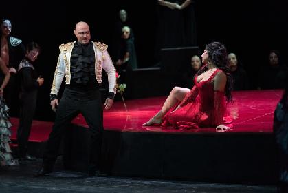 ブルガリア国立歌劇場『カルメン』~歌唱・演奏・演出…全てが迫力満点の話題作、10.5開幕