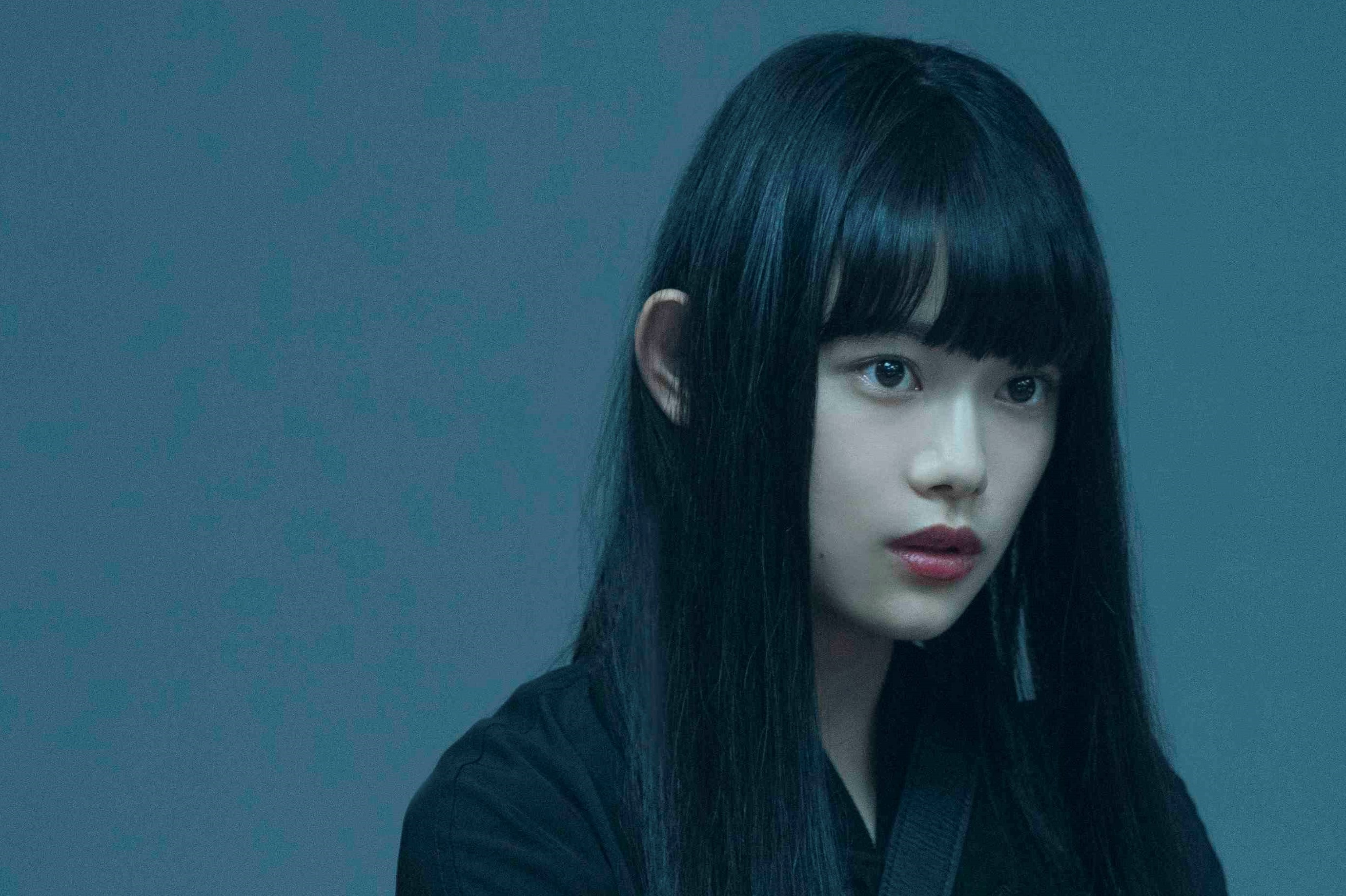 アンリ/杉咲花 (C)2019「十二人の死にたい子どもたち」製作委員会