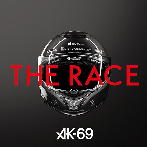 『The Race』初回盤ジャケット