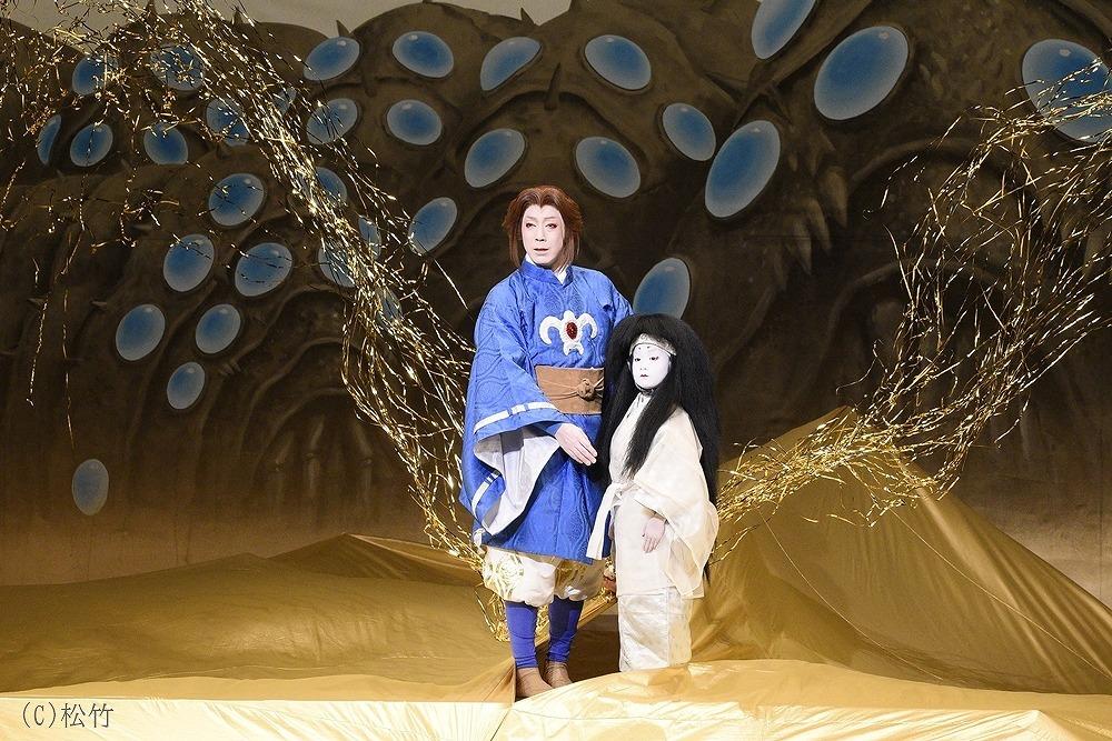 新作歌舞伎『風の谷のナウシカ』舞台写真