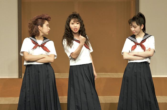 釧路銀子、桜島さくら、大阪ミナミ