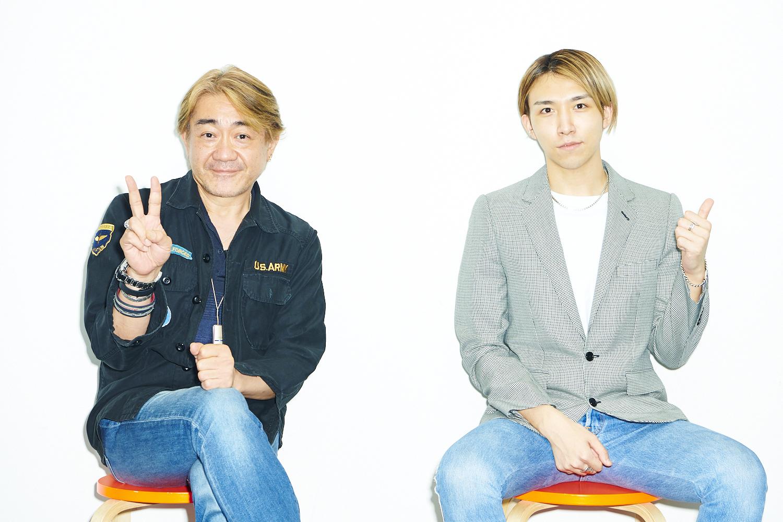 野村義男 / 柳沢進太郎