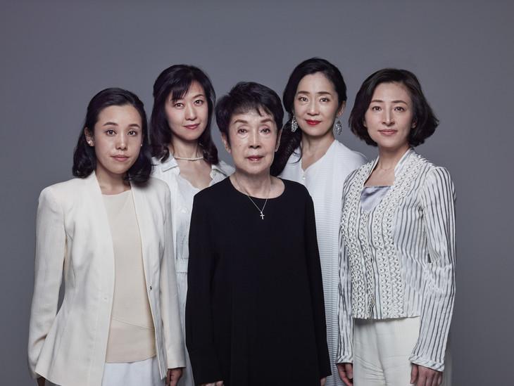 劇団民藝公演「『仕事クラブ』の女優たち」の出演者の皆さん