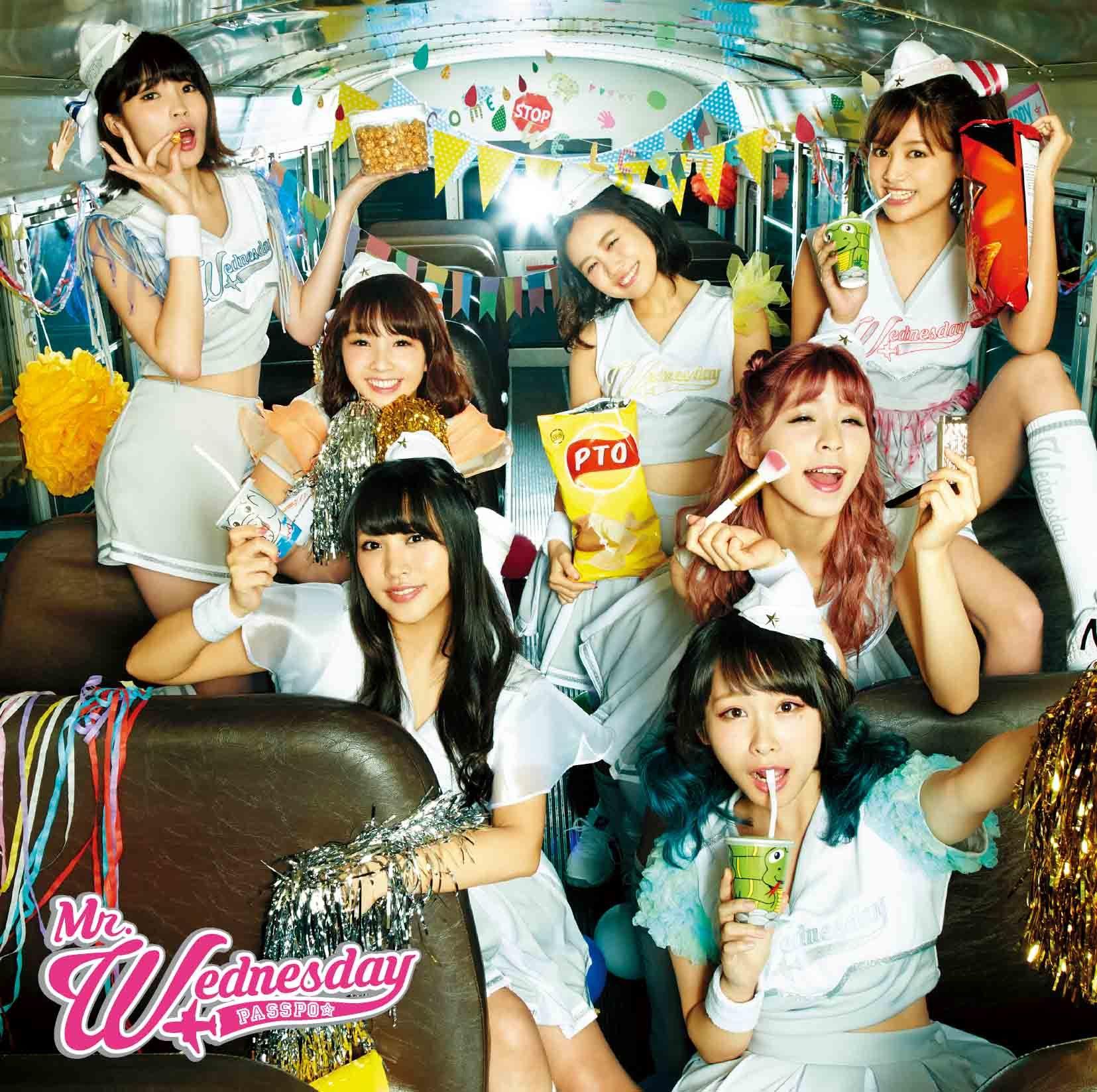 PASSPO☆「Mr.Wednesday」Type-B