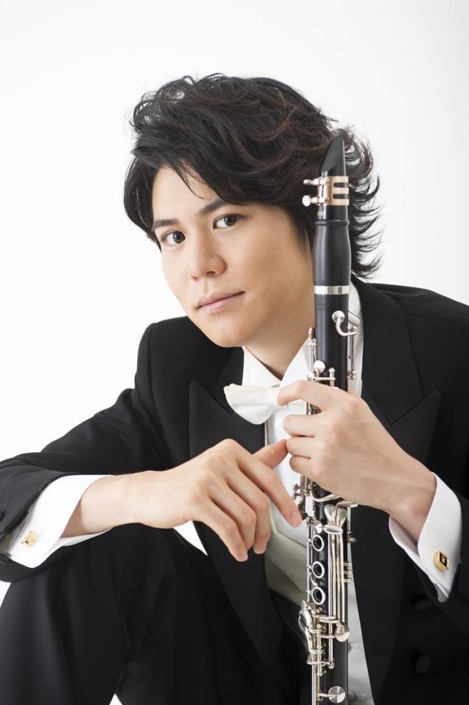 若きクラリネット奏者、吉田誠 (C)Akira_Muto