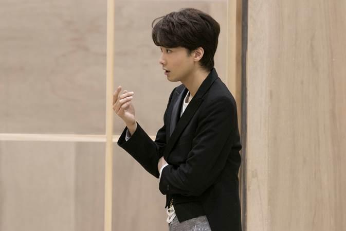 『アルカディア』 井上芳雄