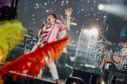 サザンオールスターズ、横浜アリーナで開催された無観客ライブの模様がWOWOWで放送決定