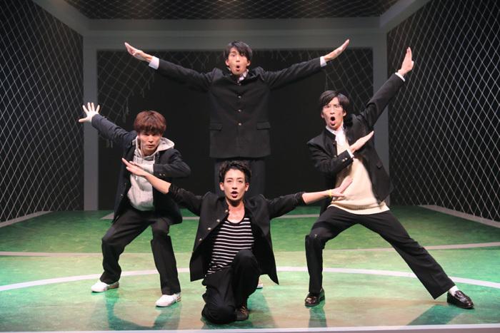 舞台『露出狂』