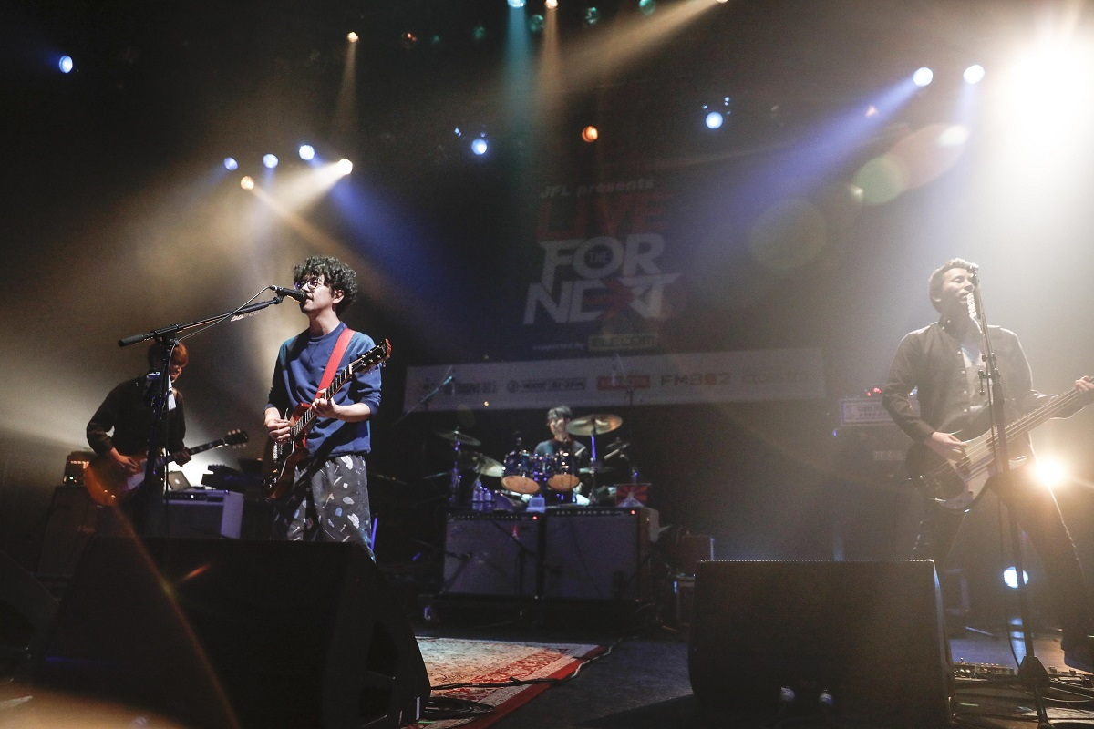ASIAN KUNG-FU GENERATION、KEYT...