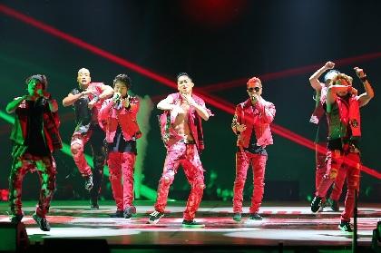 EXILE 約2年半ぶりに集結! 全国ドームツアーと連動した3年ぶりのオリジナルアルバム『STAR OF WISH』を7月25日発売