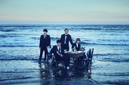 BLUE ENCOUNT、5月から全国ツアー『BLUE ENCOUNT tour 2021 ~Q.E.D : INITIALIZE~』開催決定