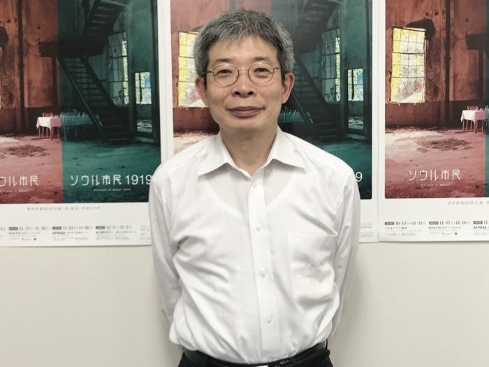 平田オリザ(撮影:吉永美和子)