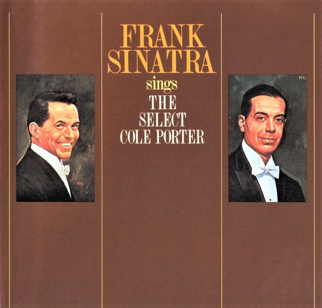 フランク・シナトラのポーター楽曲名唱集「ザ・セレクト・コール・ポーター」(輸入盤)
