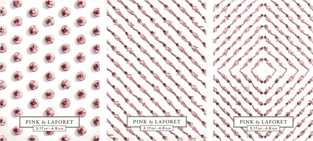 ラフォーレ原宿「PINK by LAFORET」