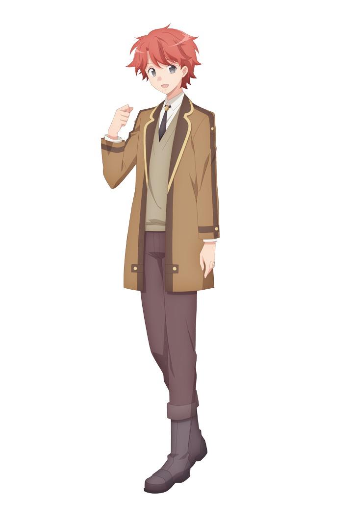 シリウス (c)山口悟・一迅社/はめふら製作委員会