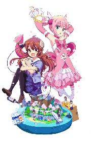 TVアニメ『まちカドまぞく』のOP&EDは小原好美・鬼頭明里・高橋未奈美・高柳知葉によるキャラソン
