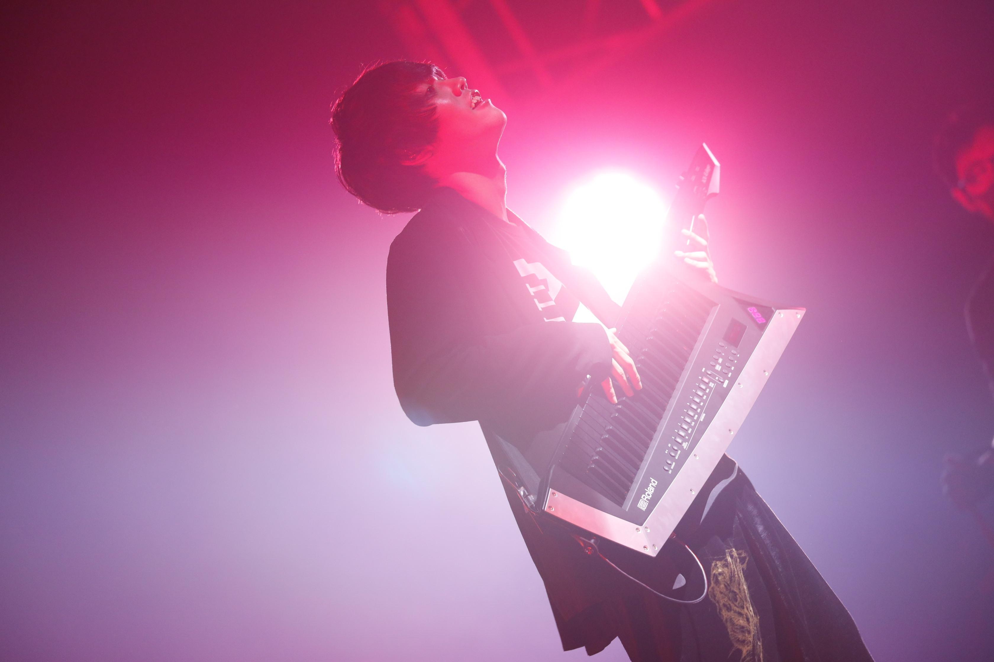 さいたまスーパーアリーナでのワンマンライブ『〜Freestyle Piano Party〜 World & You』の様子 (撮影:池上夢貢)