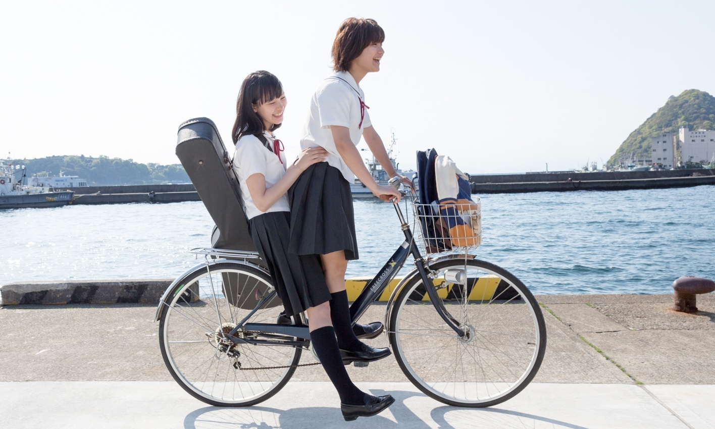 (C)押見修造/太田出版 (C)2017「志乃ちゃんは自分の名前が言えない」製作委員会