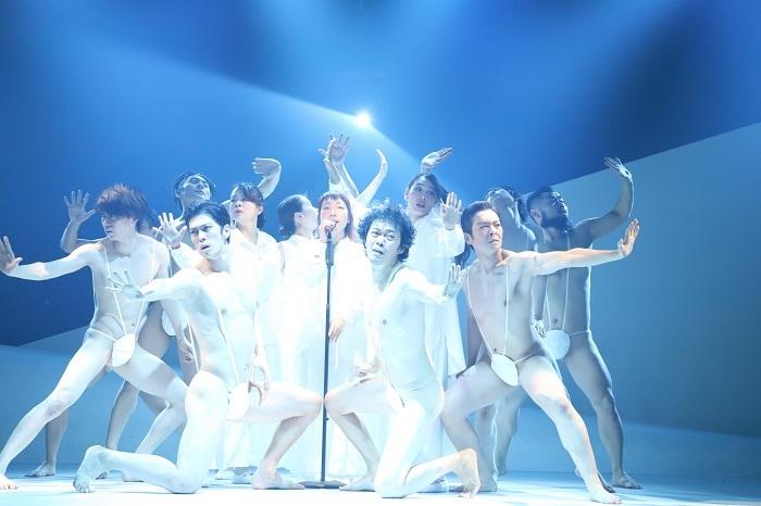 「ザ・ショルダーパッズのテーマ」   画像提供/オフィス鹿(写真:和田咲子)