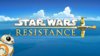 スター・ウォーズのアニメ最新作『Star Wars: Resistance』ポリゴン・ピクチュアズが制作!