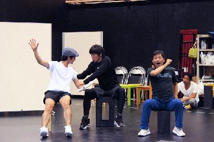 阿佐ヶ谷スパイダース新作『MAKOTO』に向けて~トークイベント&稽古場レポート