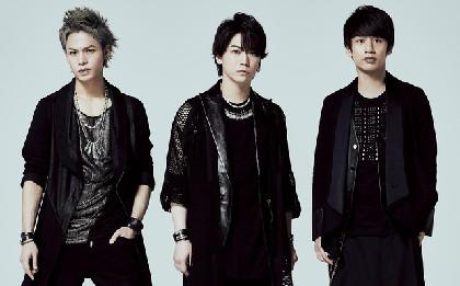 KAT-TUNの復活ライブや4年ぶりアルバム制作現場に迫る「RIDE ON TIME」