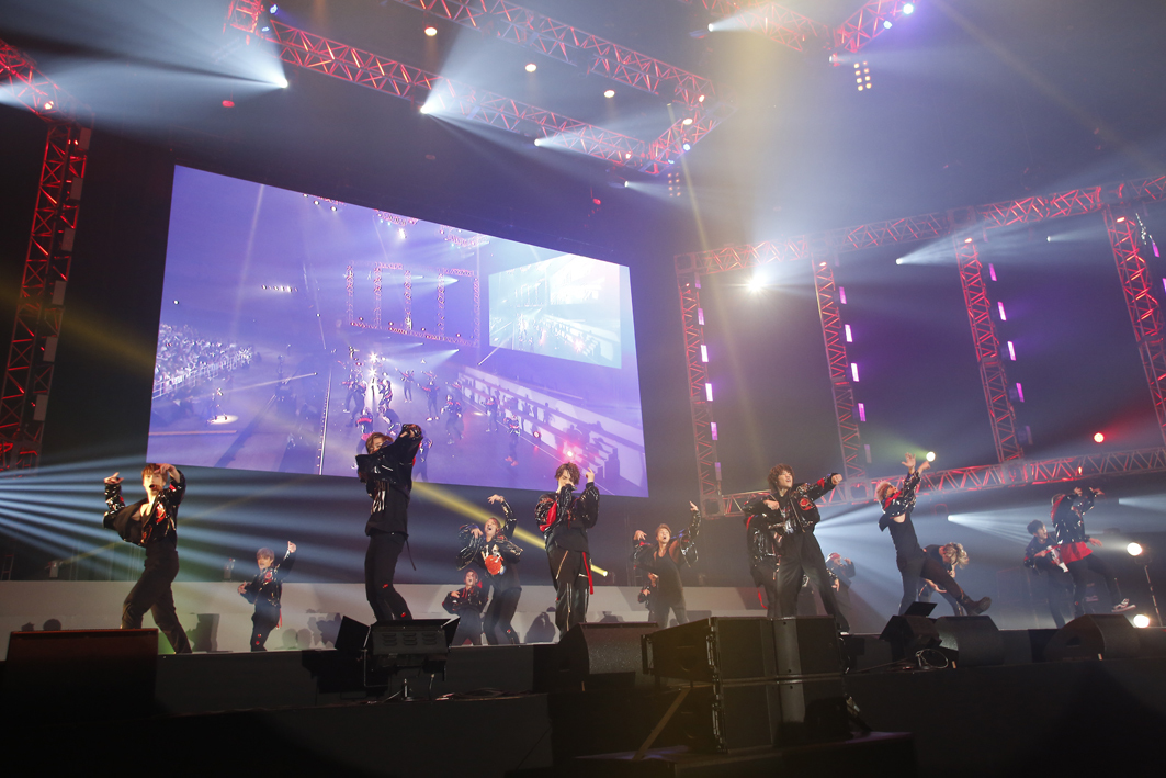 THE RAMPAGE from EXILE TRIBE PHOTO:堀田芳香