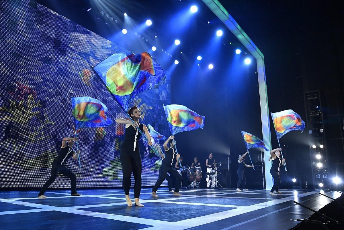 2016年公演より。 「アンダー・ザ・シー」舞台写真 (C)Yow Kobayashi