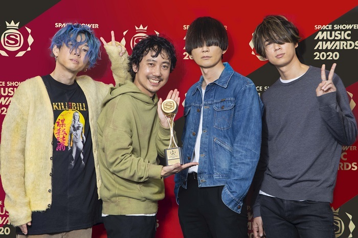 VIDEO OF THE YEAR_BUMP OF CHICKEN